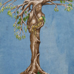 'Tree Mother' copyright © 2006 Colin Talmage
