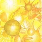 'Sunwork Orange' copyright © 2013 Colin Talmage